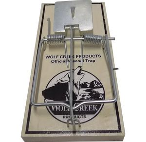 Wolf Creek Weasel/Rat Trap WCPRT